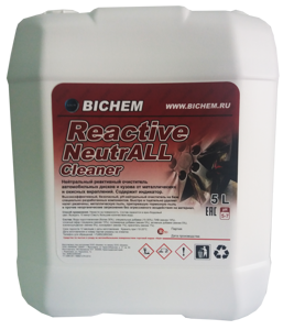 Reactive Neutrall Cleaner 5L